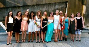 Lauréates 2015 École MÉDICA